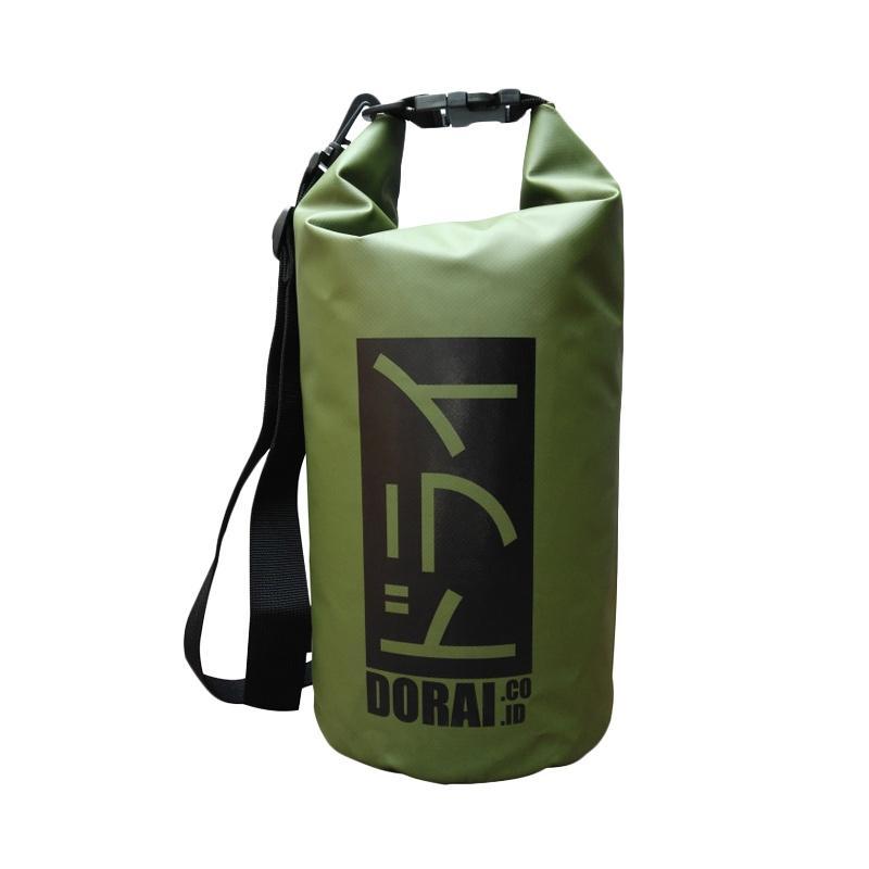 harga Dorai Cylinder Drybag - Army [10 L] Blibli.com
