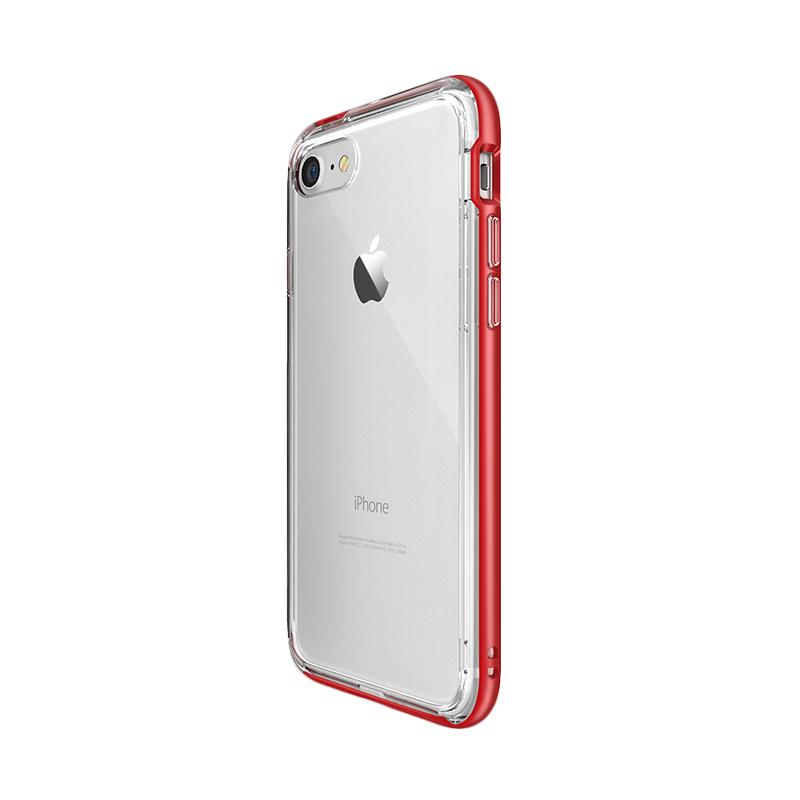 Ringke Frame Casing for iPhone 7 - Red