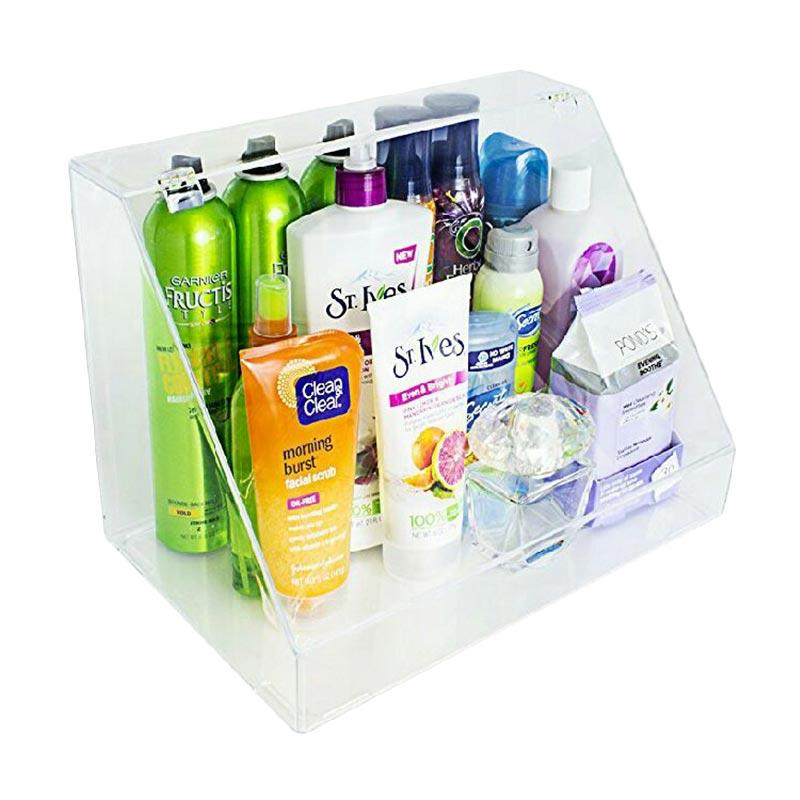 Acrylic Box Make Up Organizer