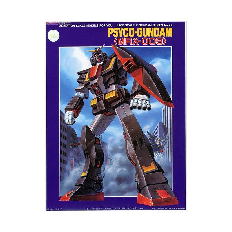 Bandai Psyco Gundam Model Kit [1:300]