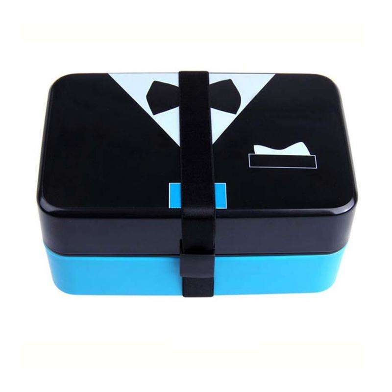 Chloebaby Shop Lui Lunch Box - Biru
