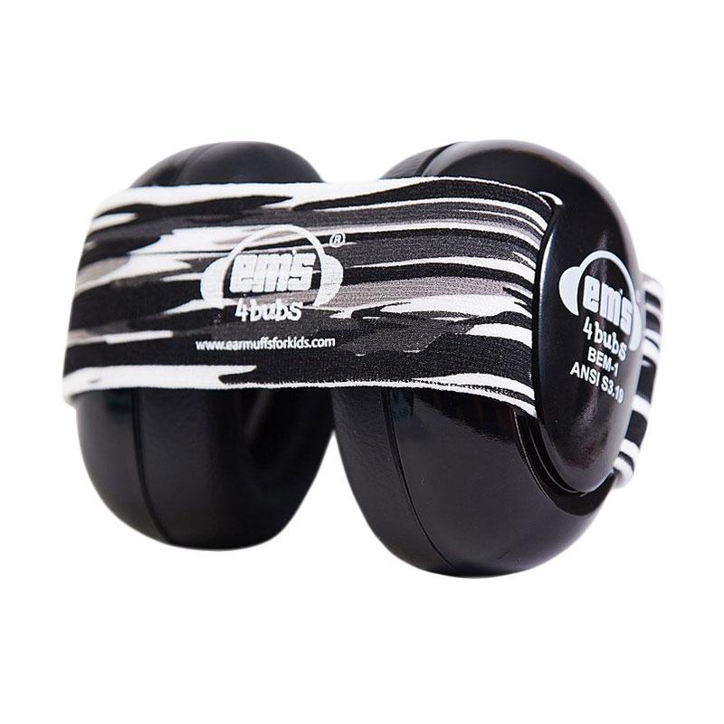 EMS Earmuff 4 Bubs - Black Oyster