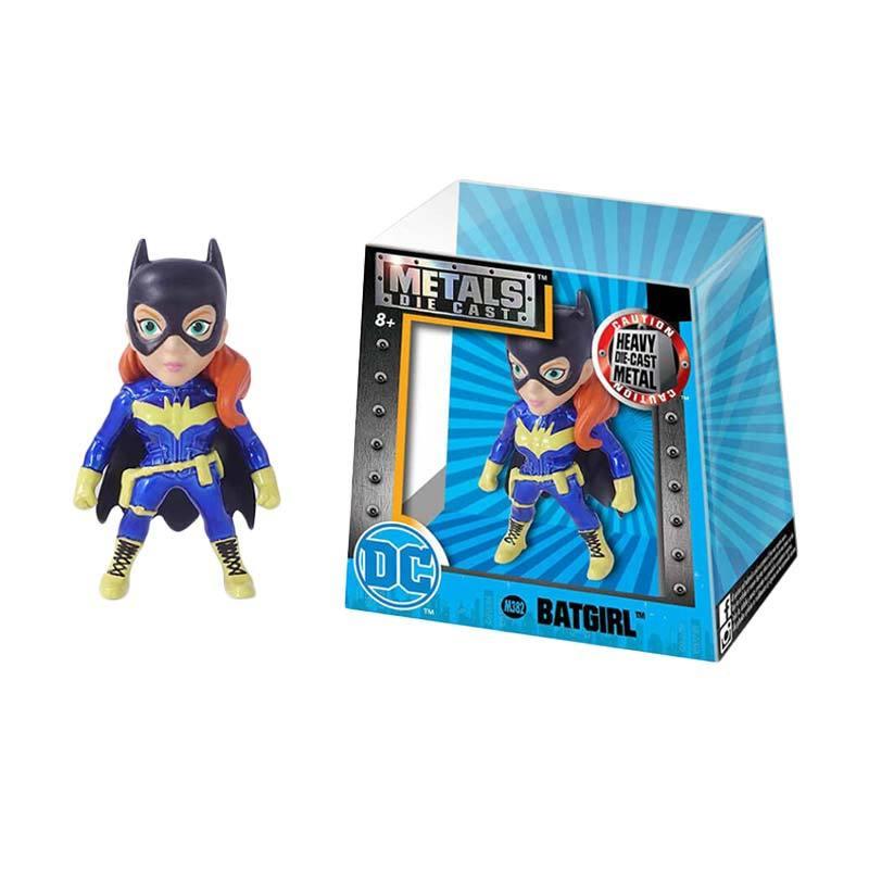 Jada DC Girl M382 BatGirl Action Figures [2.5 Inch]