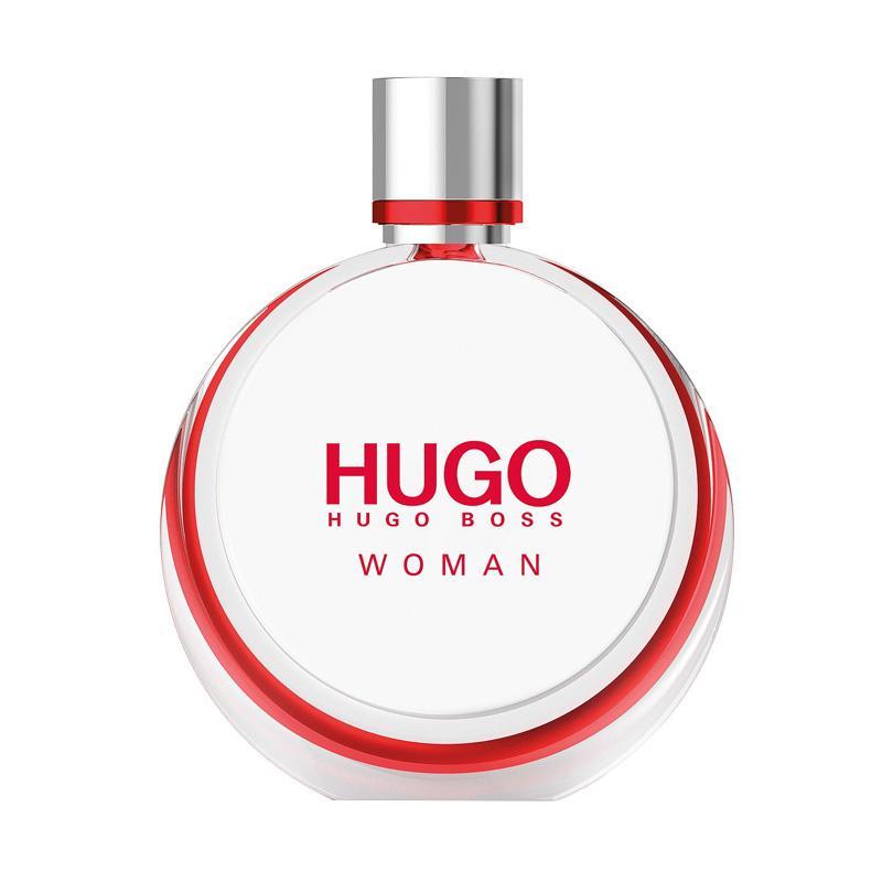 Hugo Boss Women EDP Parfum Wanita [75 mL] Ori Tester Non Box