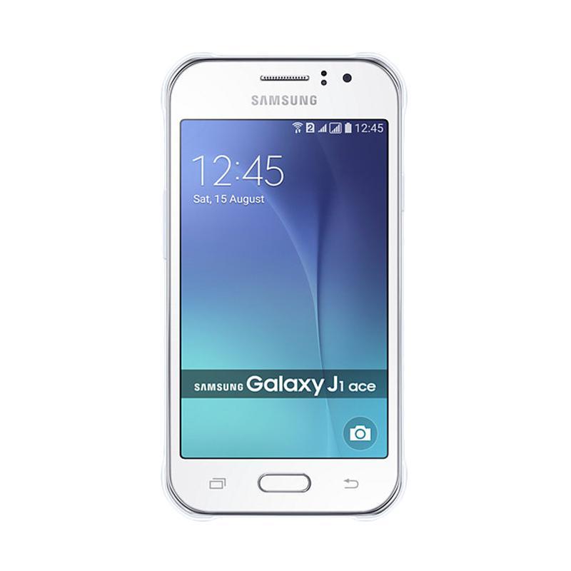 Samsung J1 Ace 2016 J111F Smartphone - Putih [8 GB/1 GB]