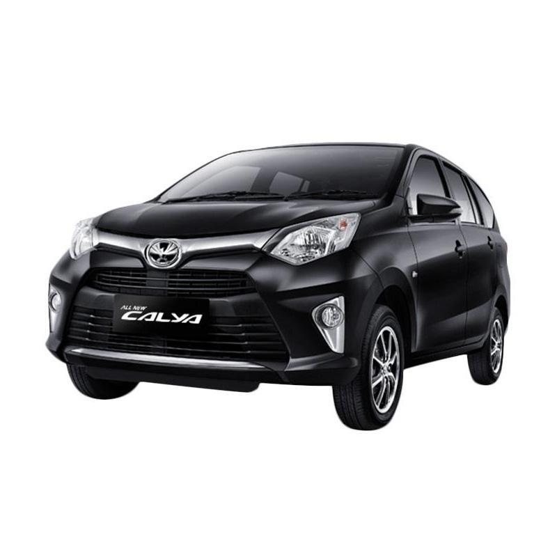 Toyota Calya 1.2 G Mobil - Black