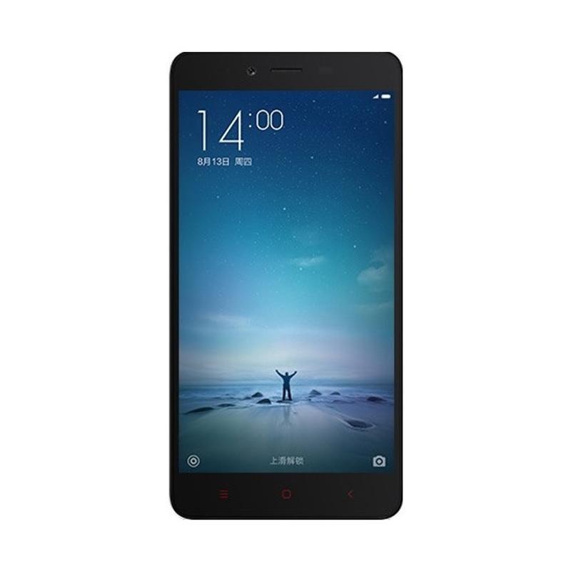 Update Harga Xiaomi Redmi Note 2 Smartphone – Grey [16 GB/2 GB]