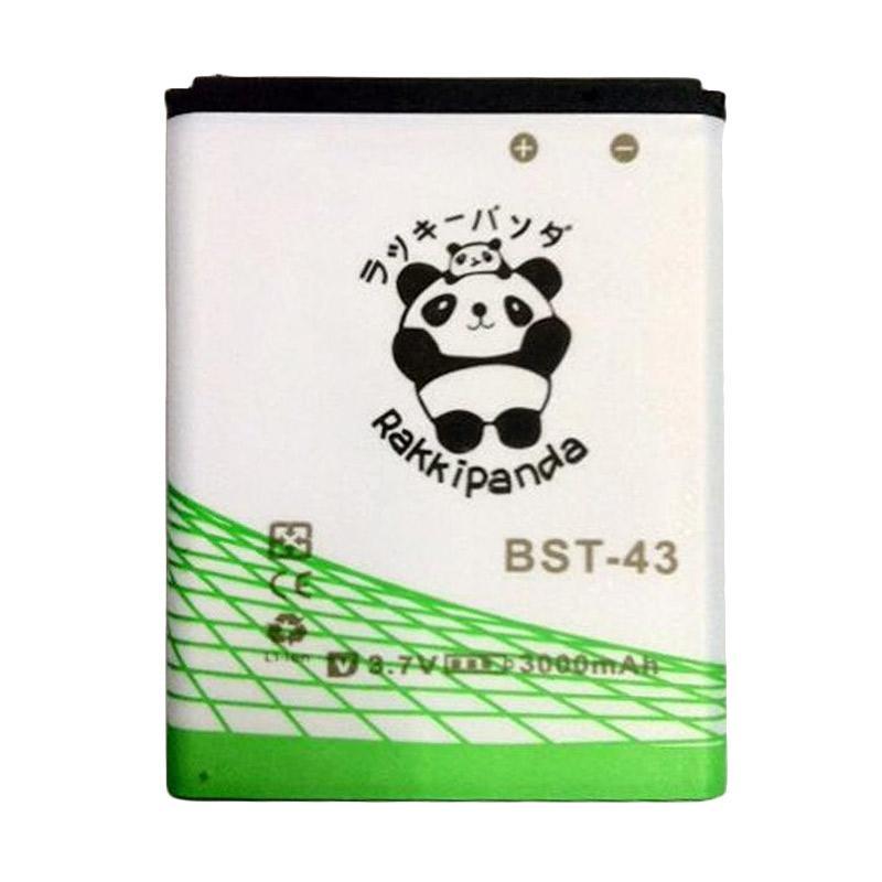 RAKKIPANDA Double Power Double IC Battery for Sony Xperia BST-43