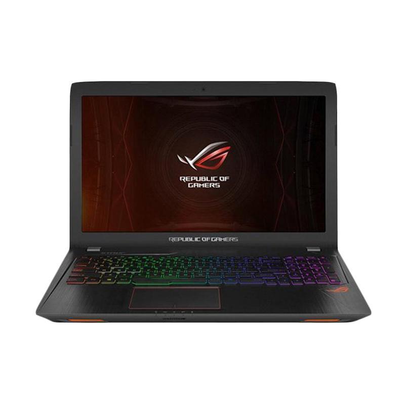 WEB_ASUS ROG GL553VD-FY280 Gaming Notebook - Black [i7-7700HQ/8 GB/1 TB/DVD RW/GTX 1050 4 GB/15.6