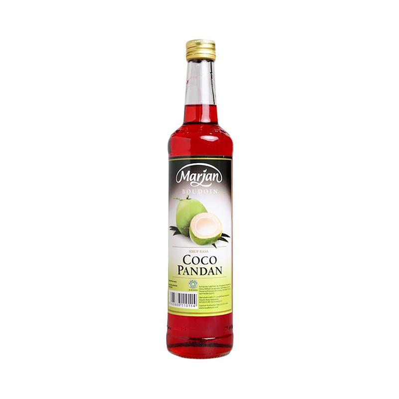 harga Marjan Cocopandan Sirup [460 mL] Blibli.com