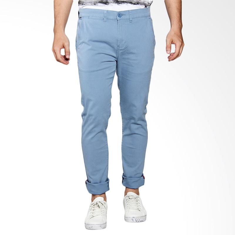 3SECOND Relaxed 2 Pants - Blue [105031713]