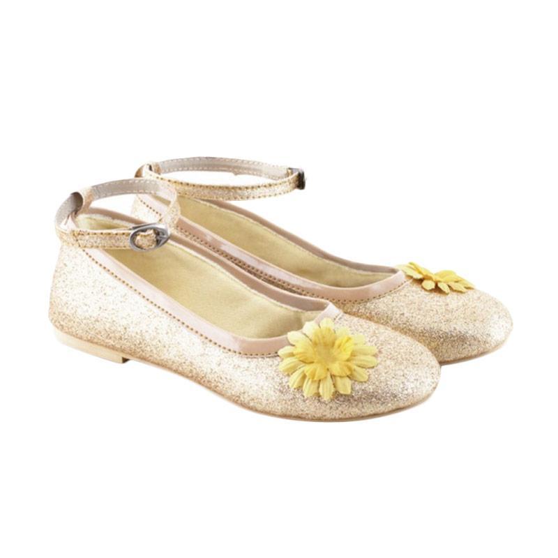 harga Azzura 1274 Sepatu Anak - Gold Blibli.com