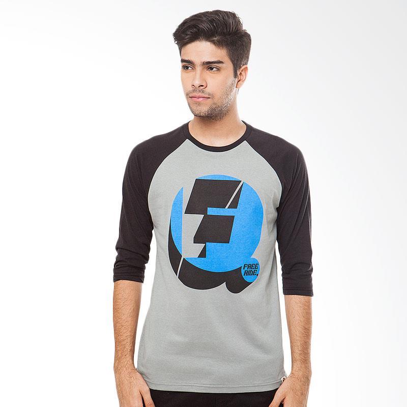 FREERIDE F Block Logo Raglan Kaos Pria Extra diskon 7% setiap hari Extra diskon 5% setiap hari Citibank – lebih hemat 10%