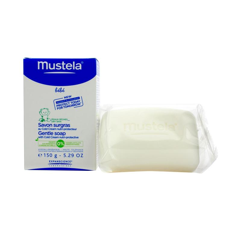 Mustela Gentle Soap Bar - 150g