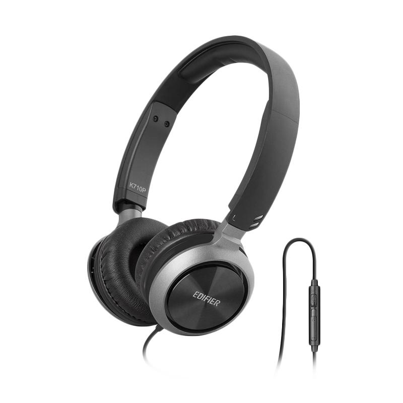 Edifier M710 Headset with Mic - Black