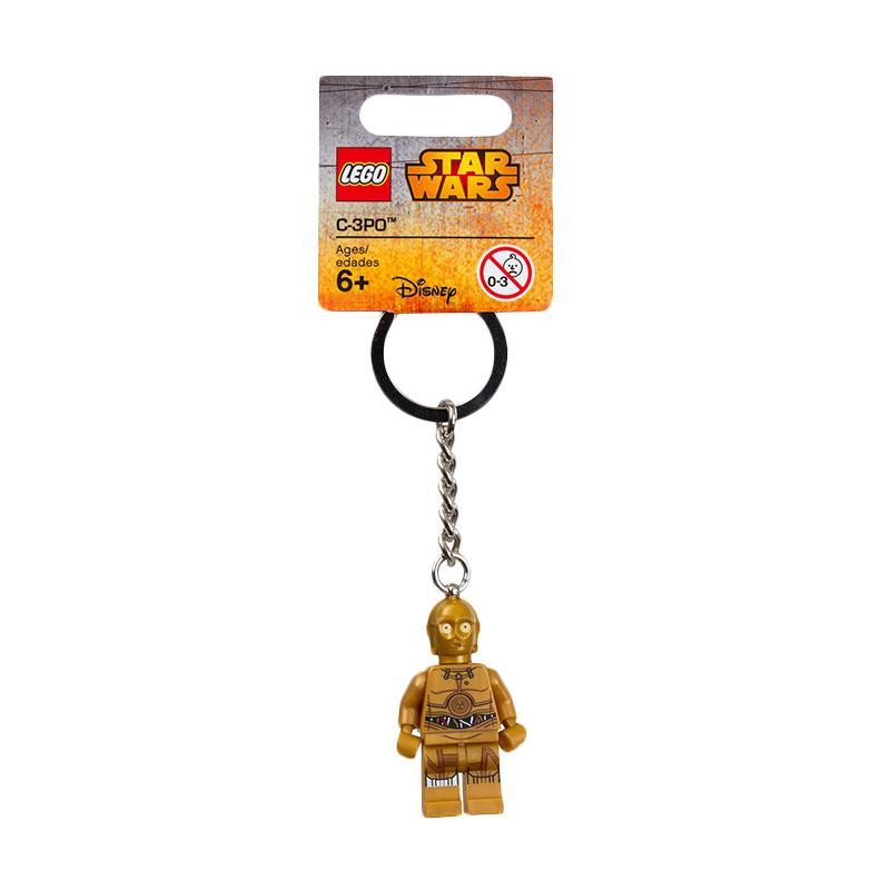 LEGO 853471 Star Wars C3PO Keychain