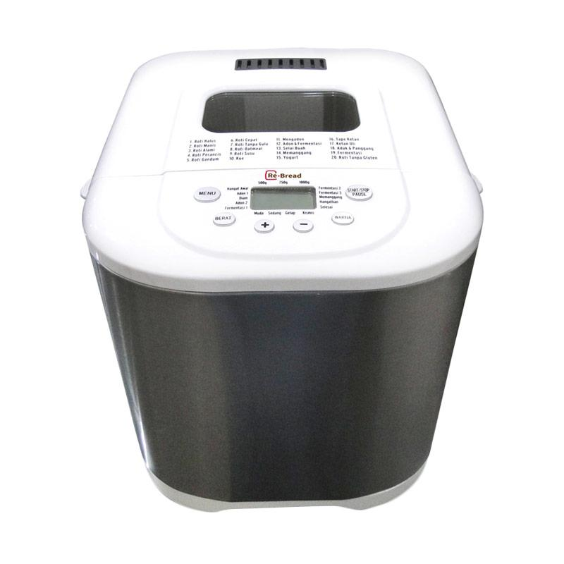 harga Daily Deals - ReBread E10-RB350 Bread Maker Blibli.com