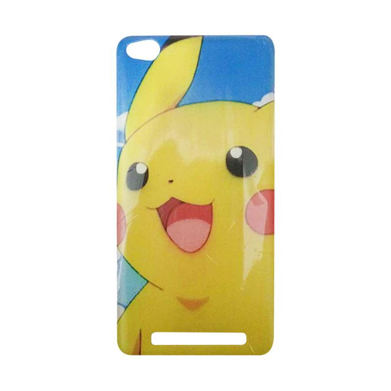 FDT TPU Pokemon 001 Casing for Xiaomi Redmi 3