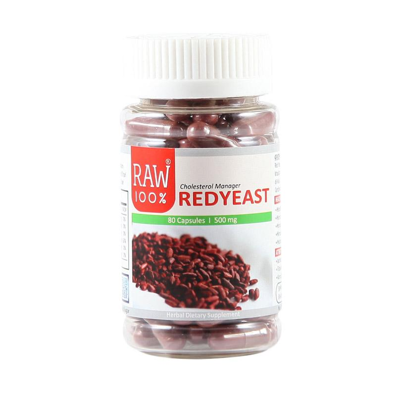 Raw 100 - Red Yeast