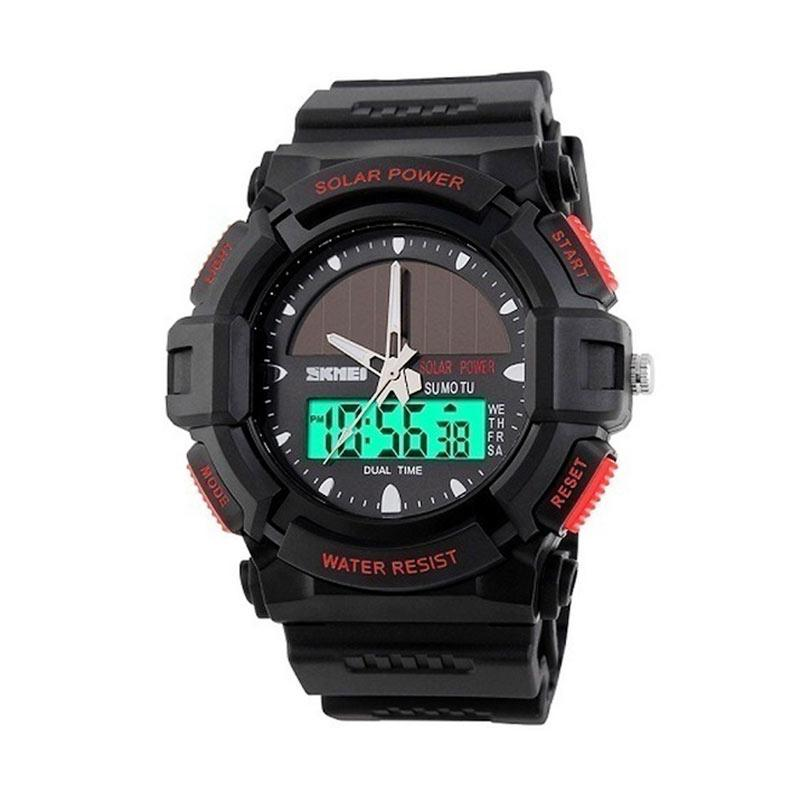 SKMEI 1050 Jam Tangan Pria - Black Red