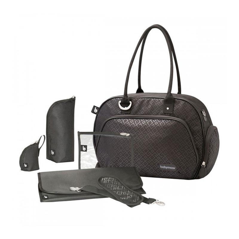 Babymoov Trendy Cooler Bag - Black