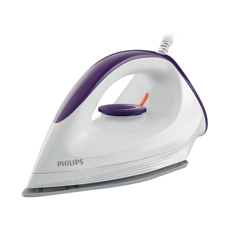 PHILIPS GC 160 Setrika - Ungu