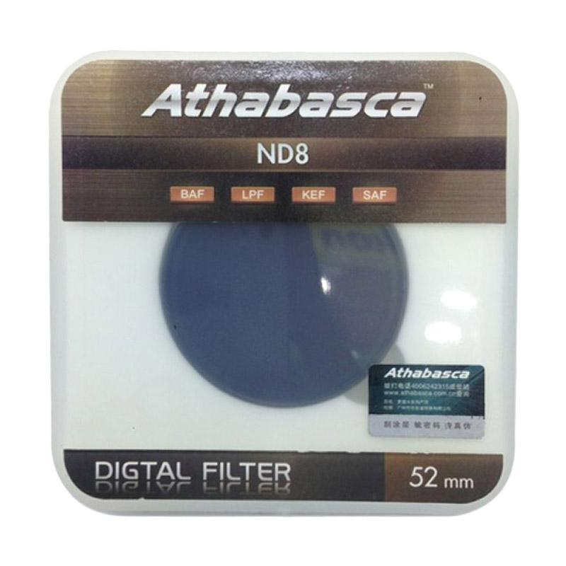 Athabasca Filter 52mm ND 8