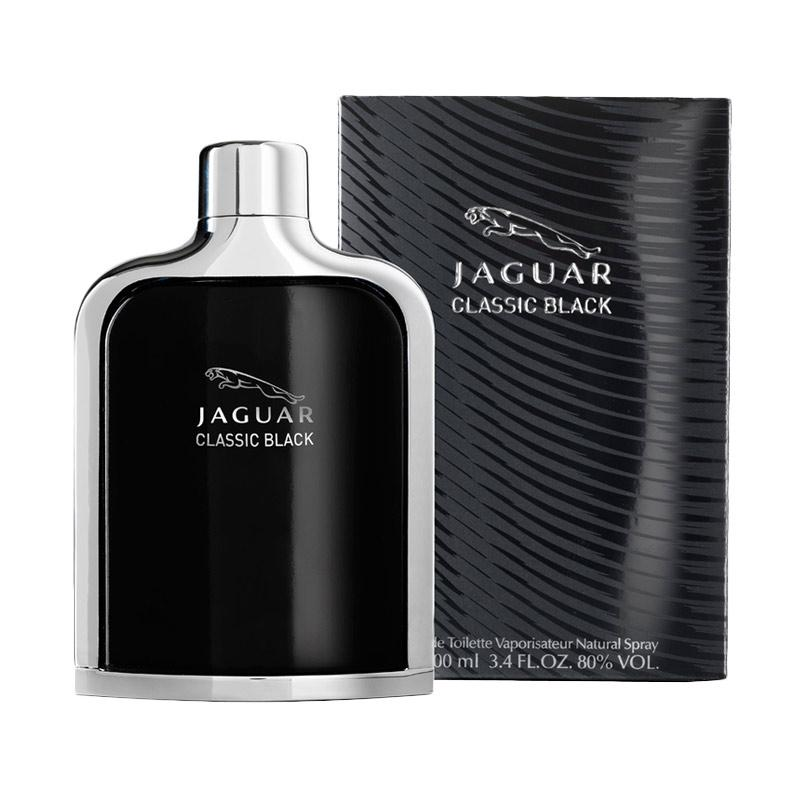 Jaguar Classic Black For Men EDT Parfum [100 ML]