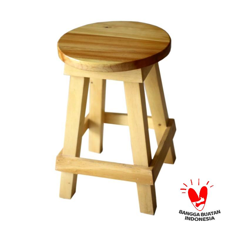 Uwitan Stool S - Natural