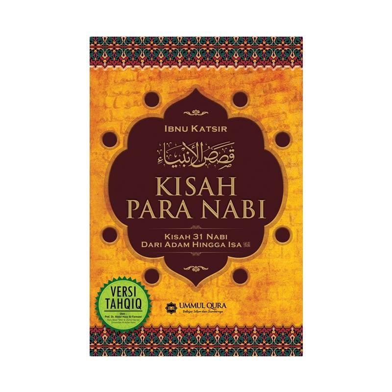 harga Aqwam Kisah Para Nabi - Kisah 31 Nabi by Ibnu Katsir Buku Islam Blibli.com