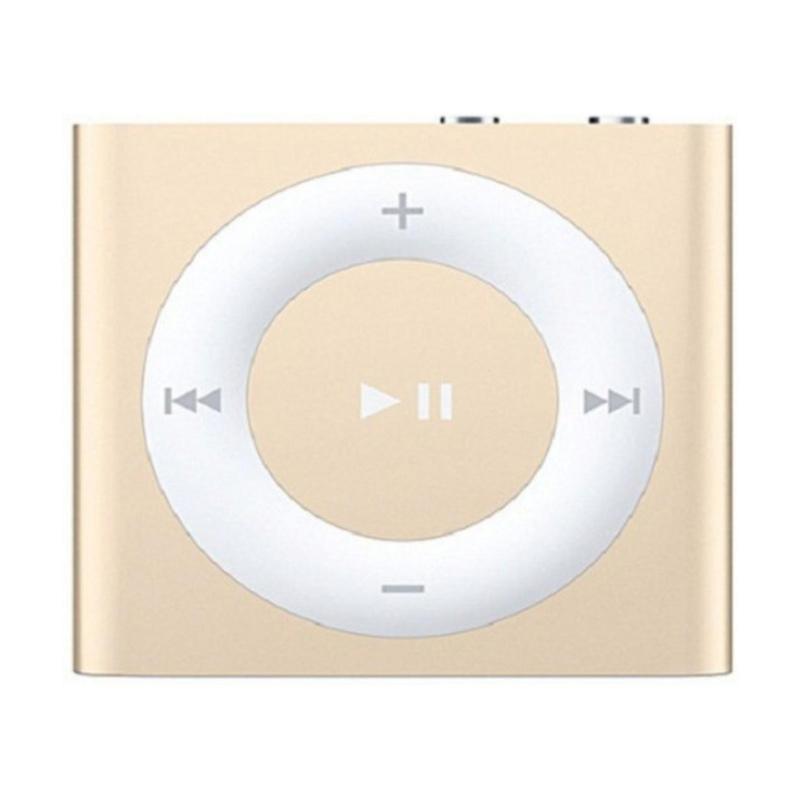 harga Rekomendasi Seller Apple iPod Shuffle MKM92 Portable Player - Gold [2 GB] Blibli.com