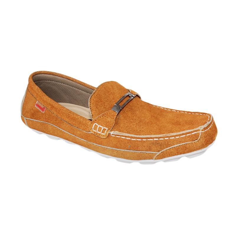 Garucci Sepatu Pria - Tan SH 1182