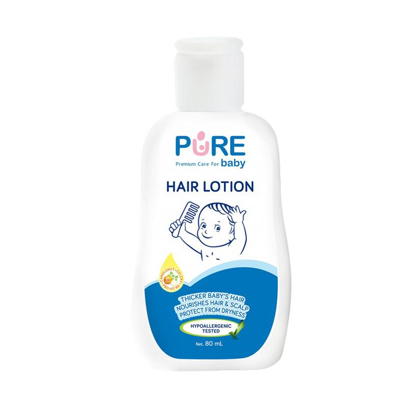 Pure Baby Hair Lotion [80 mL]