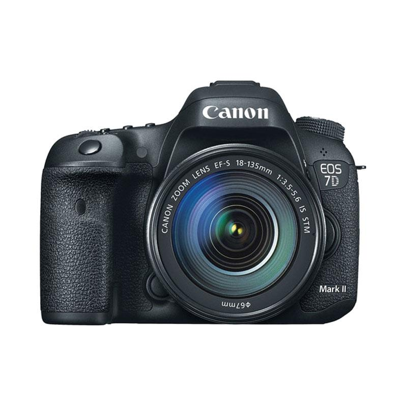 Canon EOS 7D Mark II with 18-135mm IS STM