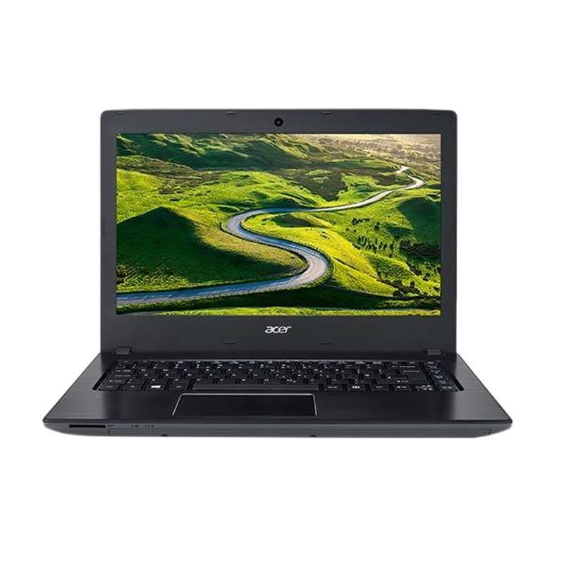 ACER E5-475G Laptop [INTEL CORE I5-7200U/NVIDIA 940MX 2GB/4GB/1TB/14