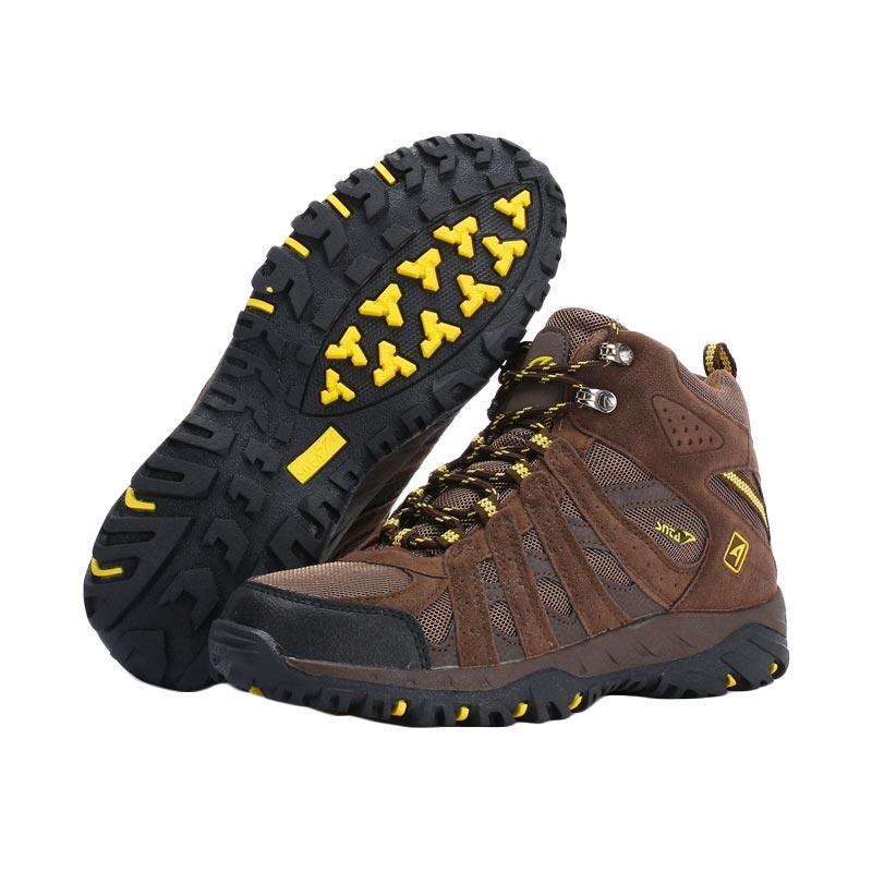 Snta Sepatu Gunung - Brown Yellow [476]