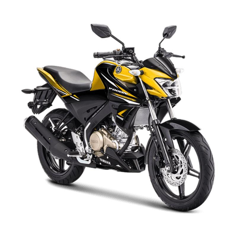 Yamaha All New Vixion The Legend Sepeda Motor