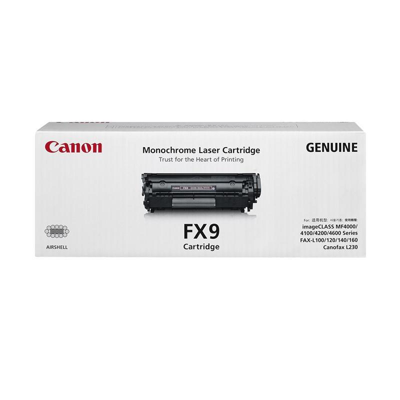 Canon Original FX 9 Toner - Black