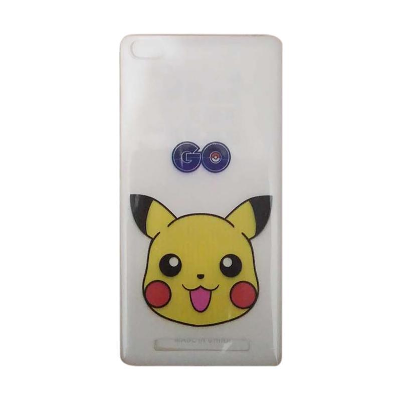FDT TPU Pokemon 007 Casing for Xiaomi Redmi 3