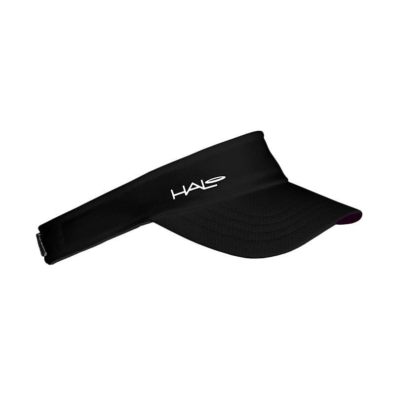 harga Halo Sport Visor Headband - Black Blibli.com
