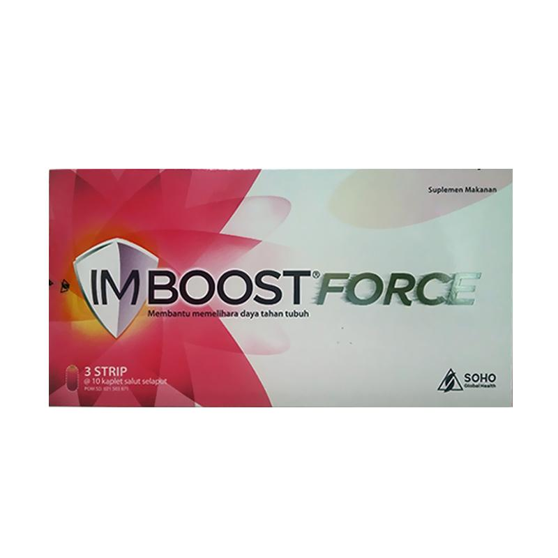 Imboost Force Multivitamin