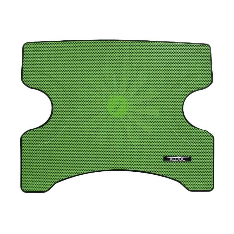 Xcool XCP-280 Cooling Pad - Hijau