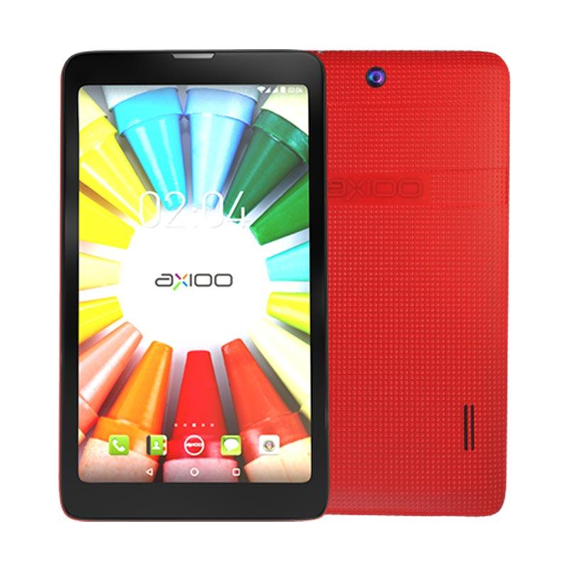 Axioo S3 Plus Tablet - Red [8 GB/ 1 GB]
