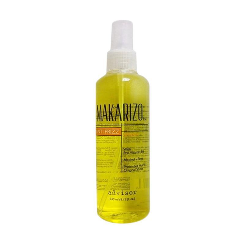 Makarizo Anti Frizz Spray Vitamin Rambut [240 mL]