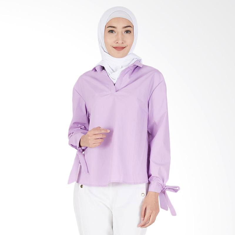 Hijabenka Arden Top - Purple