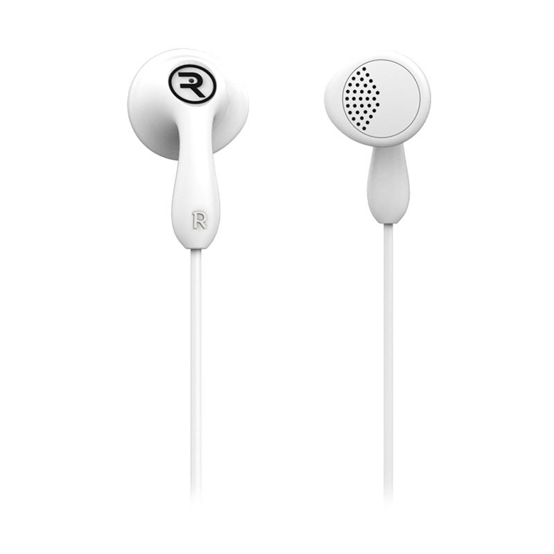 Remax RM301 Candy Headset - White