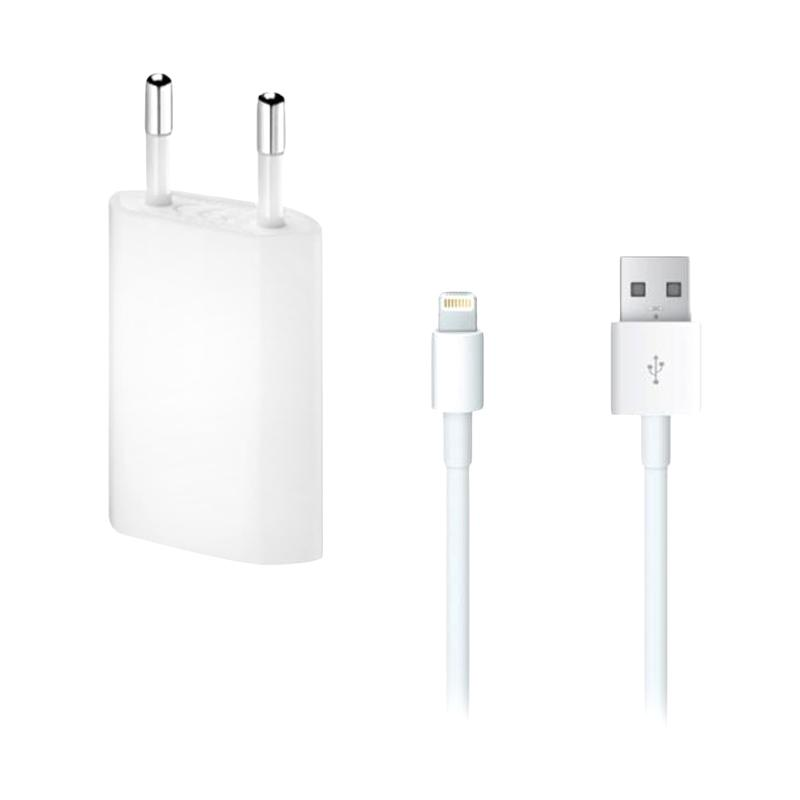 harga Apple Charger For Iphone 5/6 Blibli.com