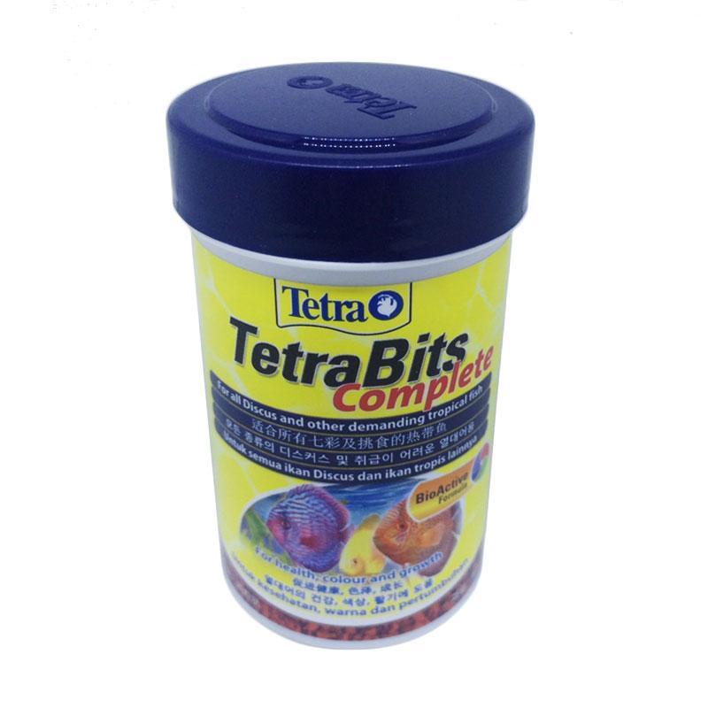 Tetra Tetrabits Pakan Ikan [30 g]
