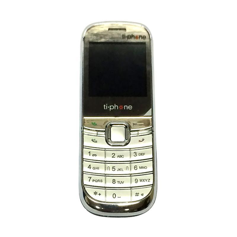 TiPhone T20 Handphone - Hitam