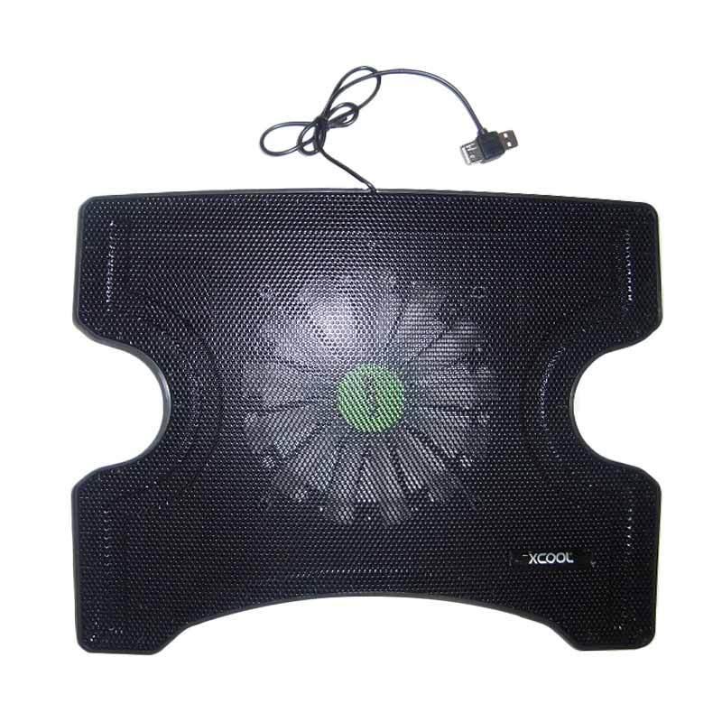 Xcool XCP-280 Cooling Pad - Hitam
